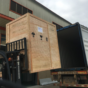 2018.10.23 SANWOOD shipped a series of chamber to Russia