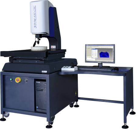 three-coordinates measuring machine