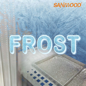 Why the high and low temperature chamber frost/freezing ?